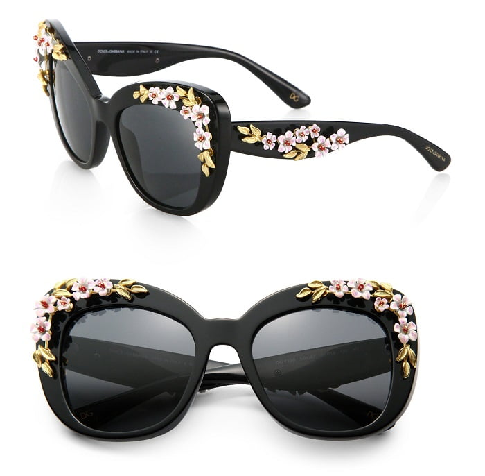 4. embellished sunglasses
