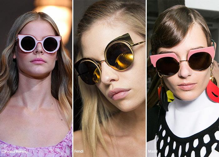 5. round & cat round γυαλιά ηλίου