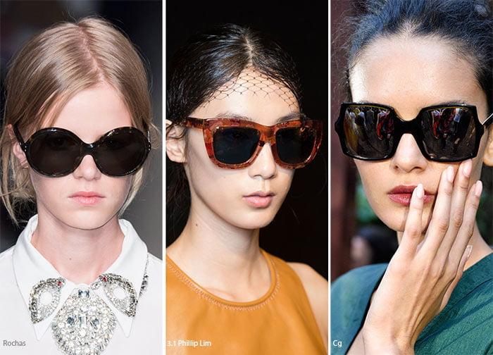 6. γυαλιά ηλίου + dark lences