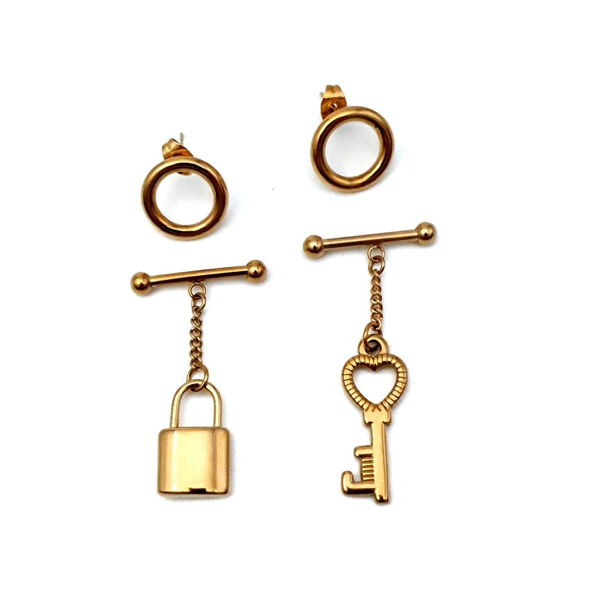 Σκουλαρίκια Enigma
