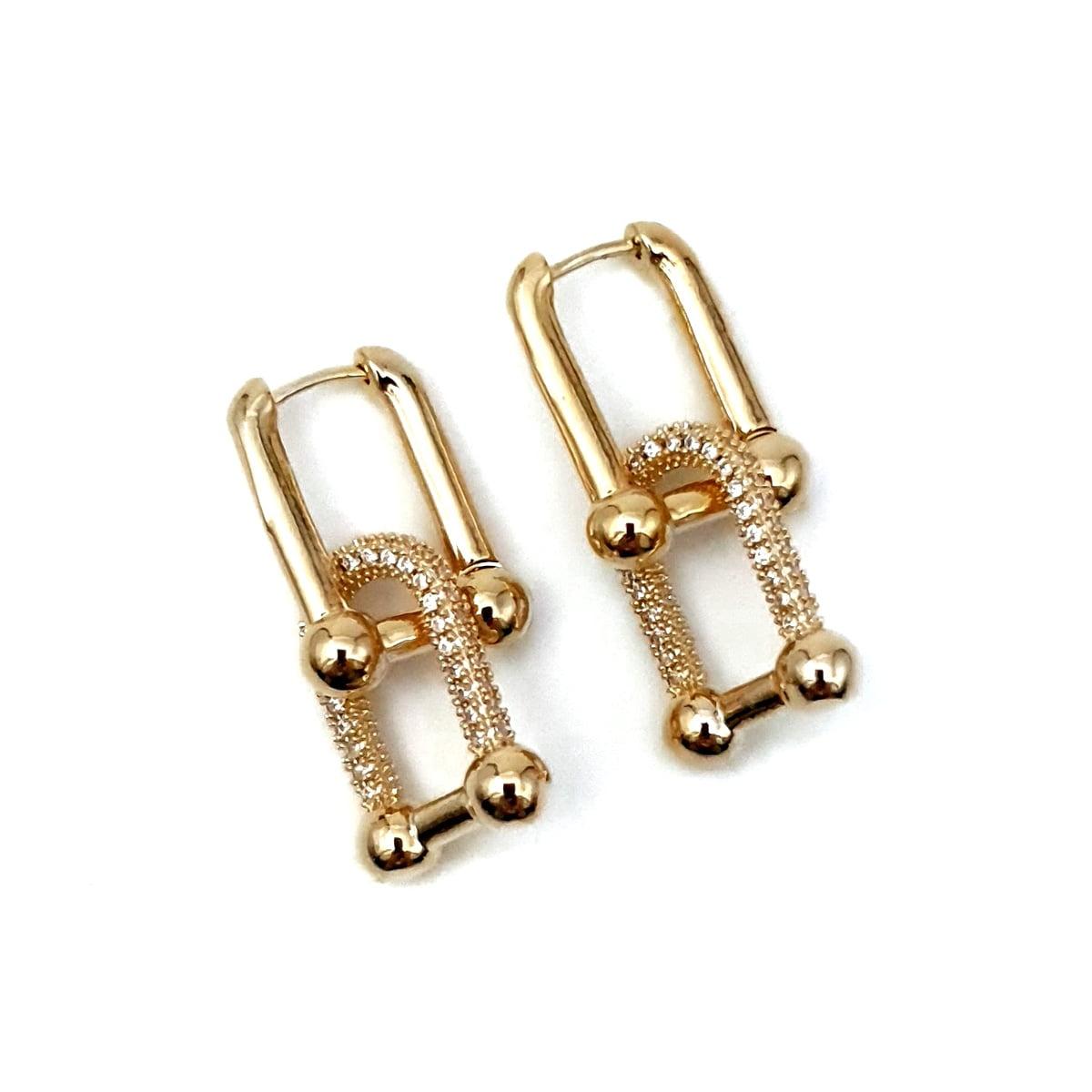 Σκουλαρίκια Figaro