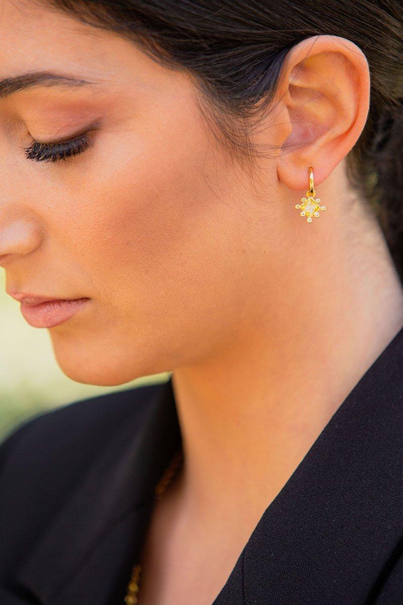 Σετ σκουλαρίκια Amelie