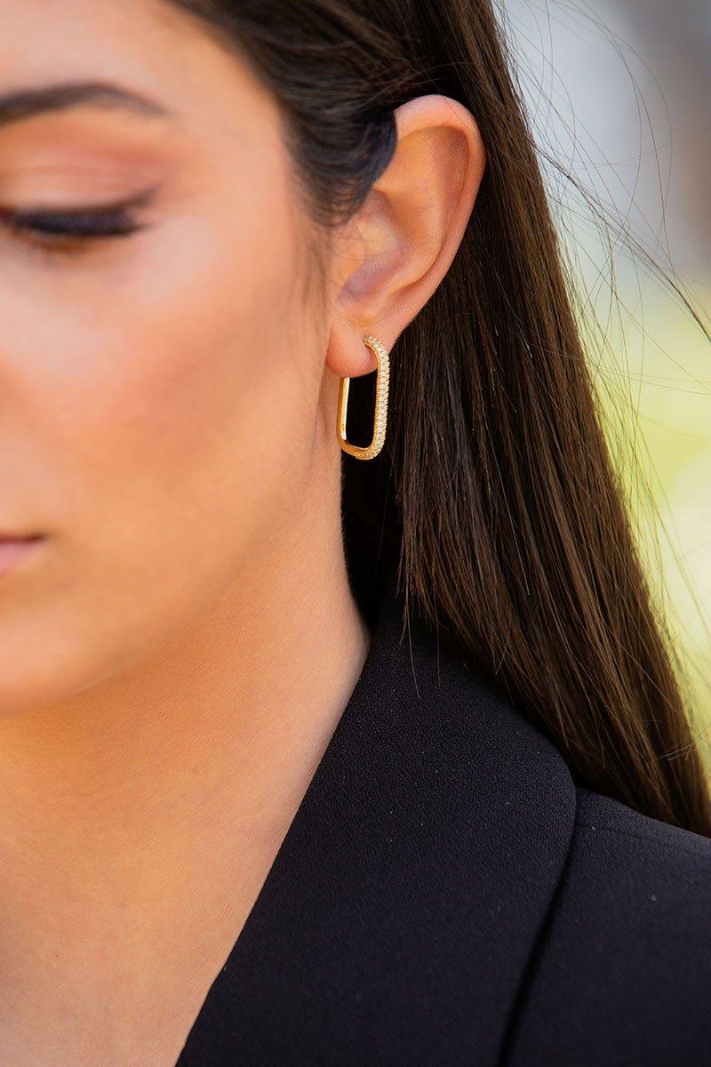 Σκουλαρίκια Margaret