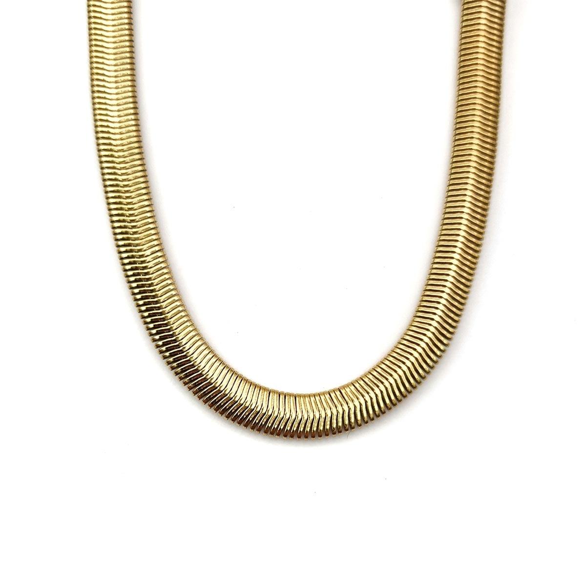 Βραχιόλι snake chain Ariel