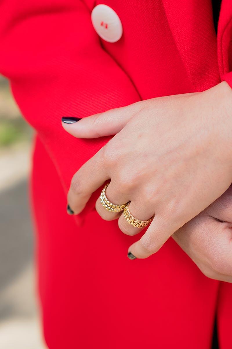 Δαχτυλίδι Stefanie Δαχτυλίδι Barbara
