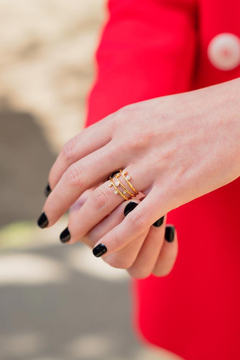 Δαχτυλίδι Lilly