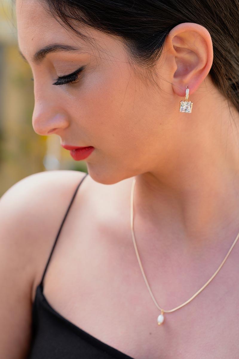 Σκουλαρίκια Sarah
