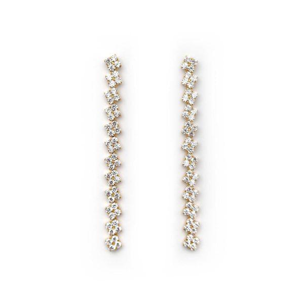 Σκουλαρίκια Jasmine