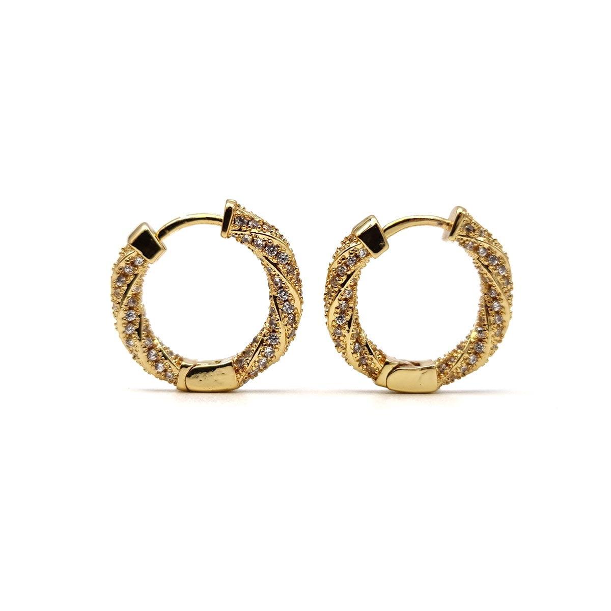 Σκουλαρίκια Carmen
