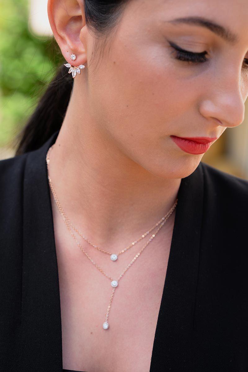 Σκουλαρίκια Diana
