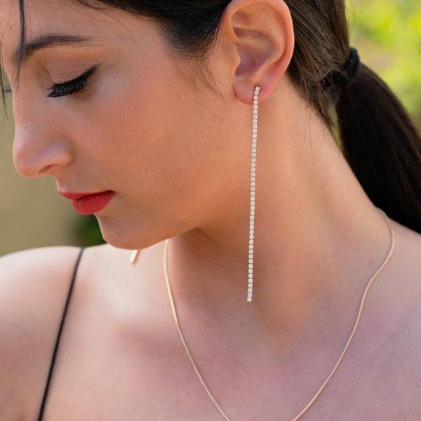 Σκουλαρίκια Cindy