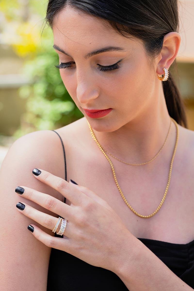 Σκουλαρίκια Katia