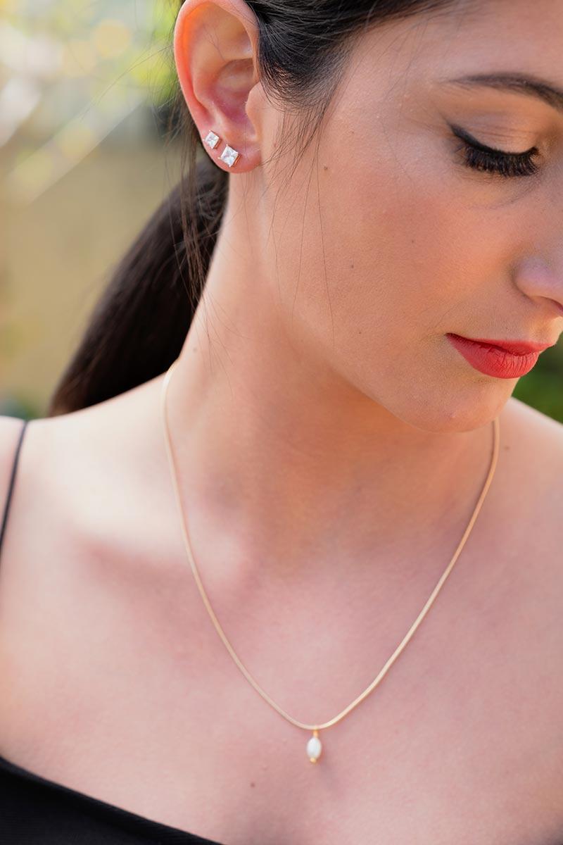 Σετ σκουλαρίκια Arianna